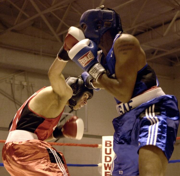 boxeo golpes