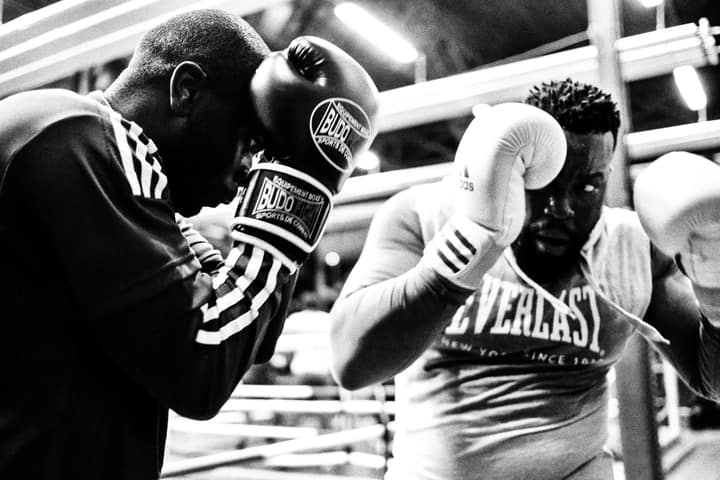 consejos sparring boxeo