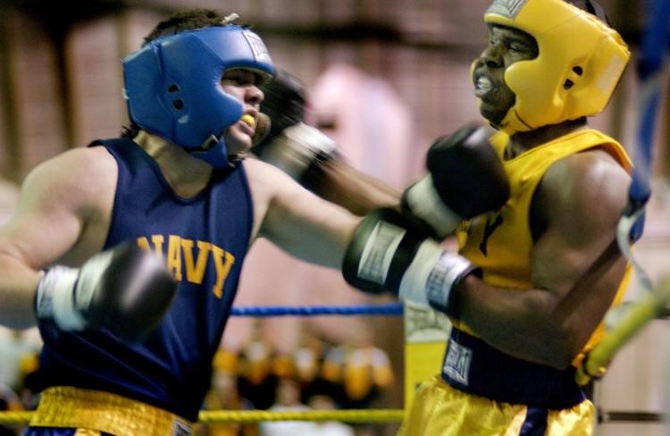 golpes basicos boxeo