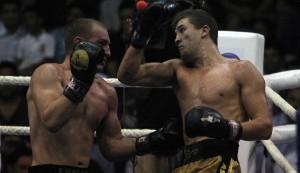 golpes de boxeo combinaciones