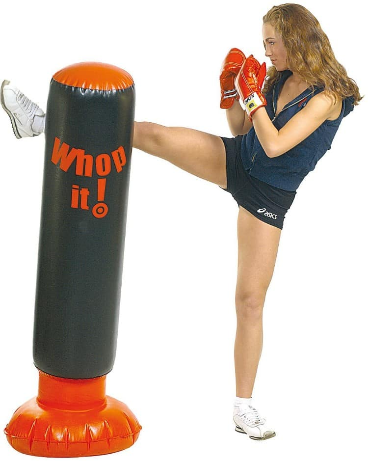 saco de pie boxeo
