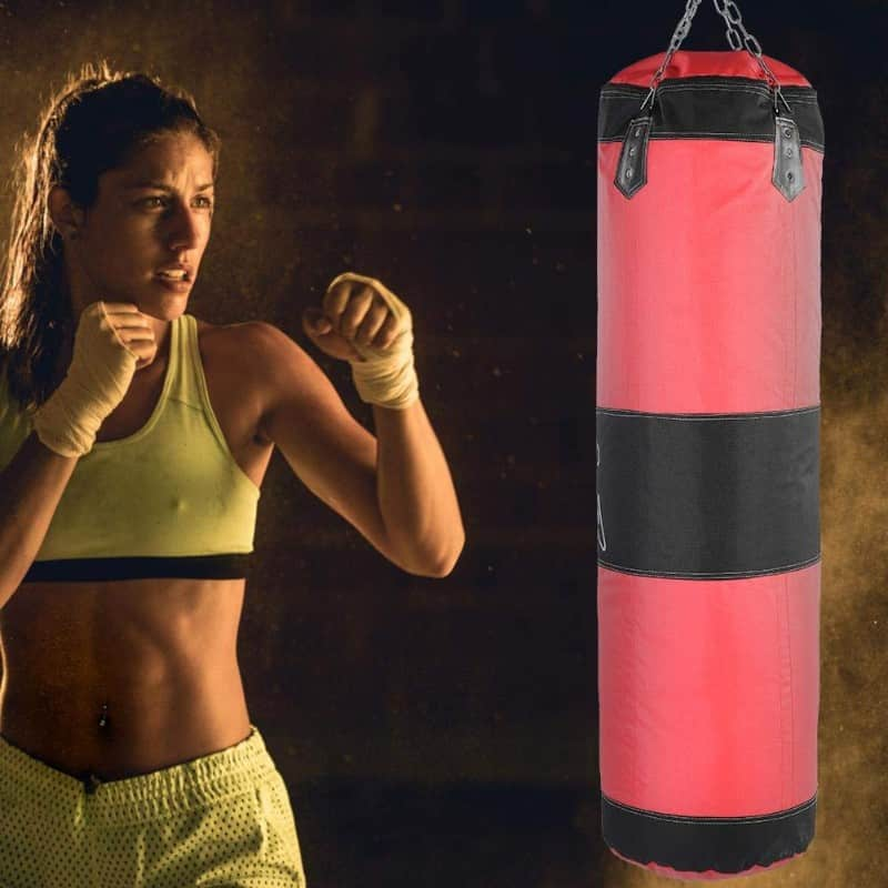 soporte de pared saco de boxeo