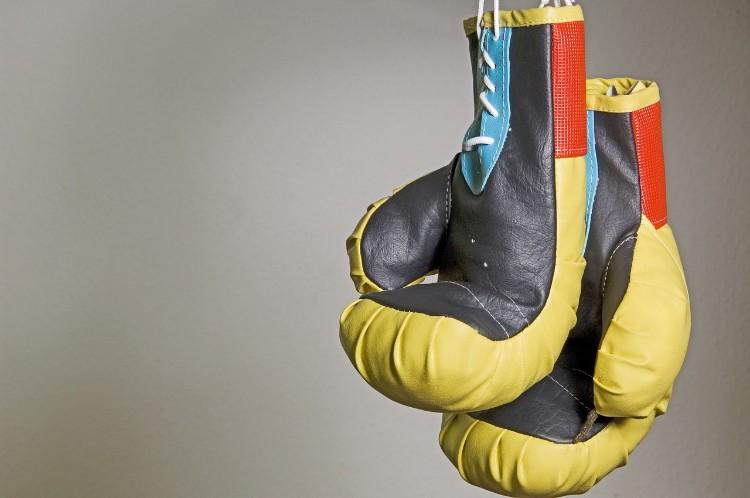 sparring boxeo que es
