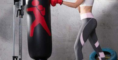 sacos de boxeo hinchables