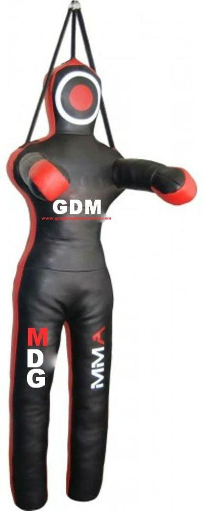 muñeco de entrenamiento boxeo