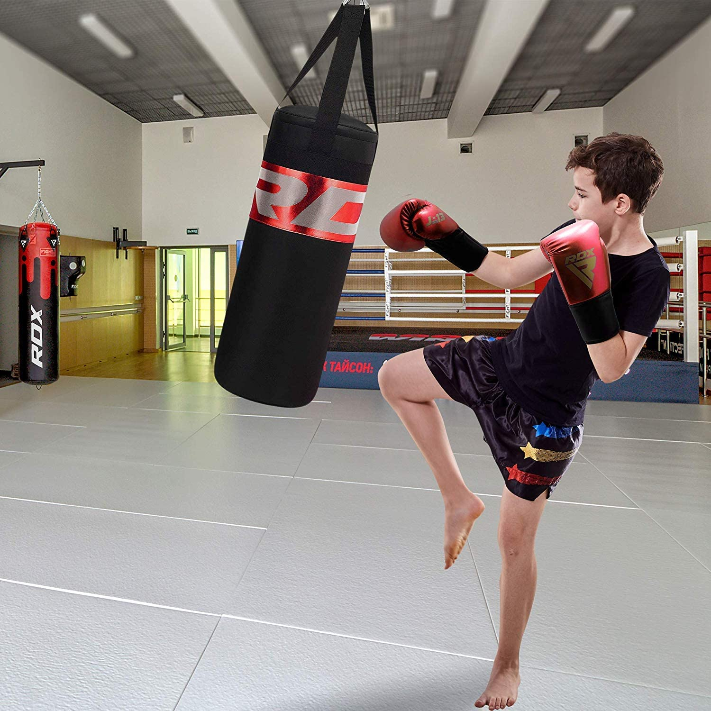 saco de boxeo infantil