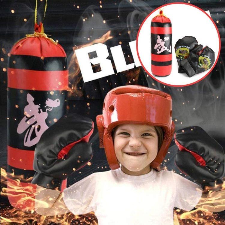 Saco de Boxeo Para Niños