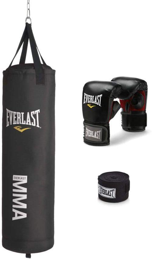 saco de boxeo en decathlon