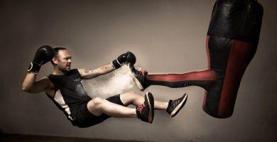rutina boxeo