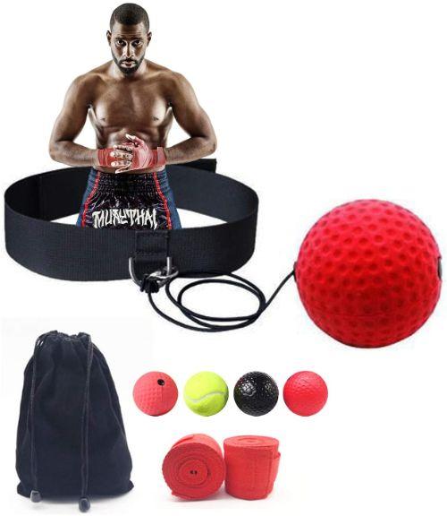 saco de boxeo con base