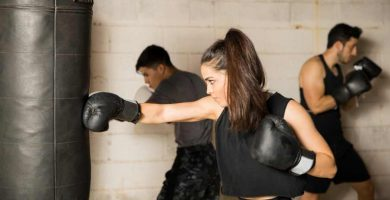 Por qué deberías empezar a entrenar con un saco de boxeo